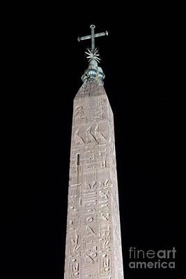 Photograph - Obelisco Flaminio II by Fabrizio Ruggeri