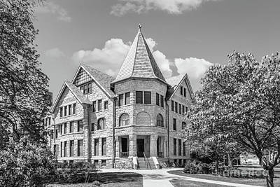 Special Occasion Photograph - Oberlin College Talcott Hall by University Icons