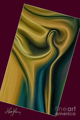 Digital Art - Objection Your Honour by Leo Symon