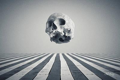 Photograph - Oblique by Joseph Westrupp