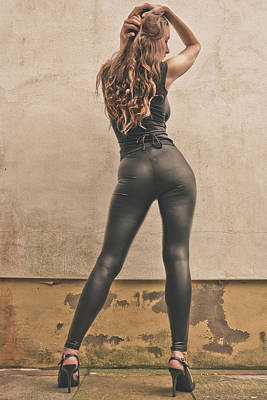 Sexy Photograph - Obscene Leggings by Wheatley Photography