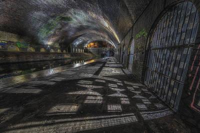 Obscure Shadows Art Print by Chris Fletcher