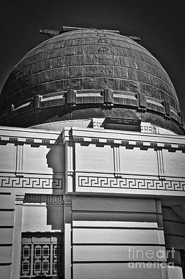 Photograph - Observatory In Art Deco by Kirt Tisdale