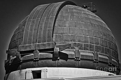 Photograph - Observatory Roof by Kirt Tisdale