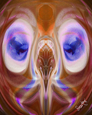 Observing From Within Art Print