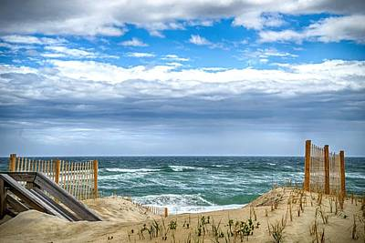 Photograph - OBX by Ches Black