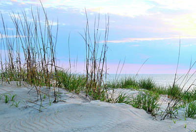 Photograph - Obx Daybreak by Jamie Pattison