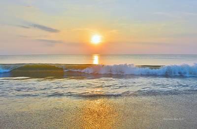 Photograph - Obx Sunrise 7/22/17 by Barbara Ann Bell