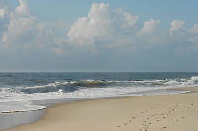 On Paper Photograph - Ocean 1 by Joyce StJames