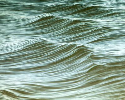 Photograph - Ocean Abstract I by Gigi Ebert