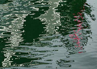 Photograph - Ocean Abstract by Jean Noren