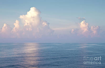 Open Photograph - Ocean And Sky by Blink Images