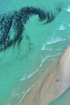 Photograph - Ocean Art by Keiran Lusk