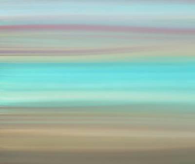 Ohio Painting - Ocean Beach by Dan Sproul