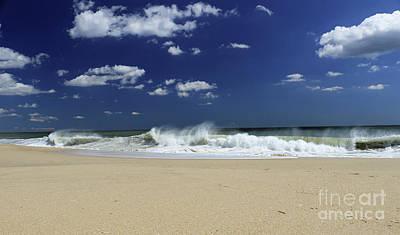 Photograph - Ocean Beach by Mary Haber
