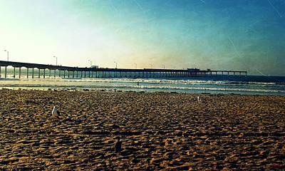 Photograph - Ocean Beach Pier - San Diego by Glenn McCarthy Art and Photography