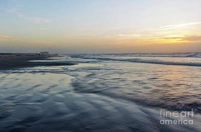 Photograph - Ocean Beach Sunrise Or Sunset by Ronda Kimbrow