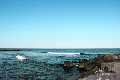 Photograph - Ocean Blue by Colleen Kammerer