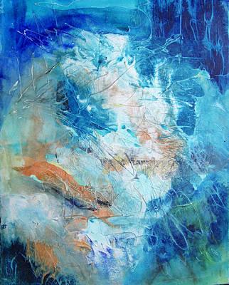 Painting - Ocean Blue by Marilyn Woods