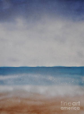 Painting - Ocean Breathe by Shelley Myers
