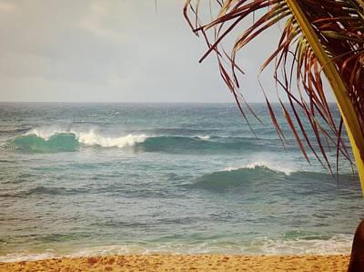 Ocean Breeze  Art Print by JAMART Photography
