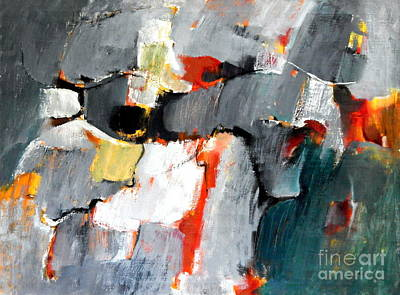 Painting - Ocean By Edgar A.batzell by Expressionistart studio Priscilla Batzell