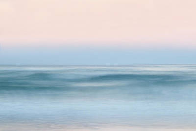 Nature Abstract Photograph - Ocean Calling by Az Jackson