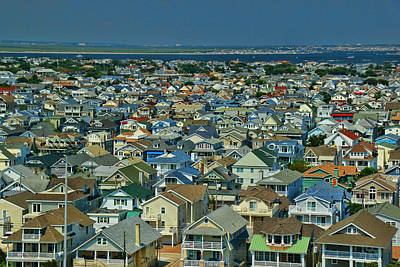 Photograph - Ocean City New Jersey 2 by Allen Beatty