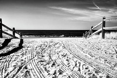 Photograph - Ocean City Beach In Sight by John Rizzuto