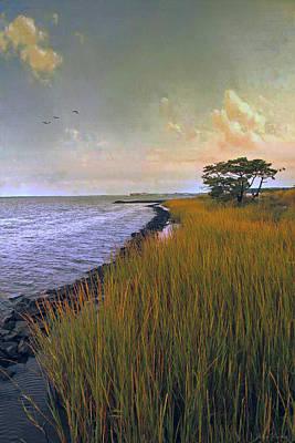Photograph - Ocean City, Maryland by John Rivera