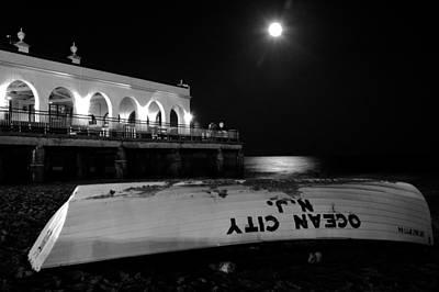 Ocean City Nj Photograph - Ocean City Music Pier by Don Mennig