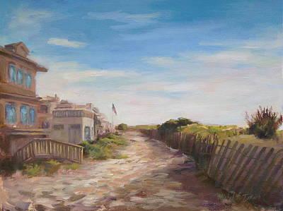 Ocean City New Jersey Original by Michele Tokach