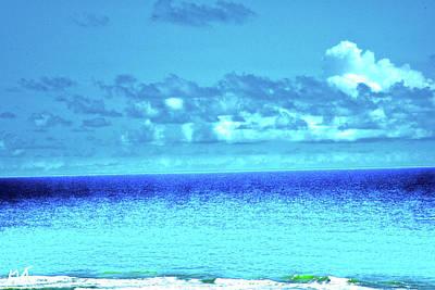 Photograph - Ocean Daytona by Gina O'Brien
