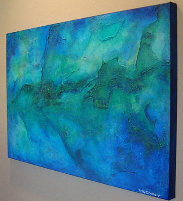 Painting - Ocean Dreams by Tamara Bettencourt