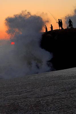 Photograph - Ocean Fishing For Man by Jill Reger