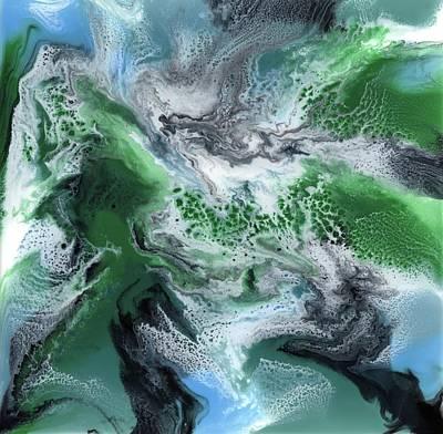 Ocean Foam Original by Kate Chesters