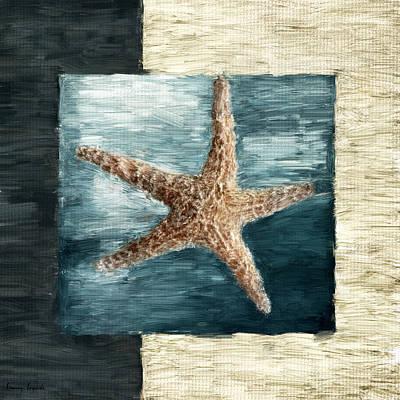 Animals Digital Art - Ocean Gem by Lourry Legarde