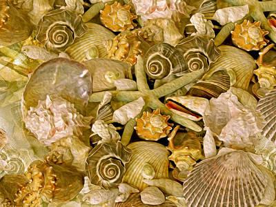 Photograph - Ocean Gems 13  by Lynda Lehmann