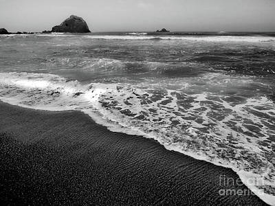 Photograph - Northern California Coast Pacific Ocean by Gregory Dyer