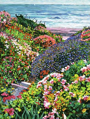 Ocean Impressions Art Print