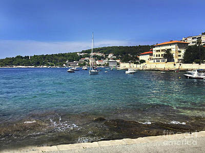 Photograph - Ocean In Croatia by Doc Braham