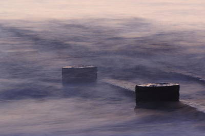 Photograph - Ocean Jetty by Buddy Scott