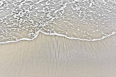 Photograph - Ocean Lace by Colleen Kammerer