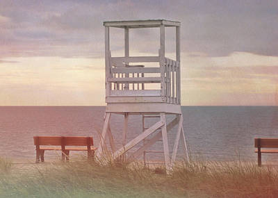 Ocean Lookout Art Print by JAMART Photography