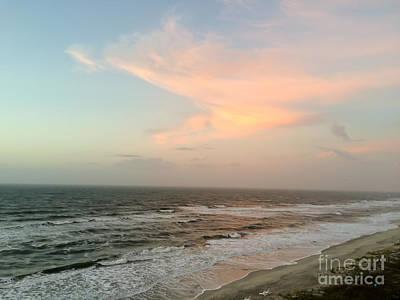 Photograph - Ocean Meets The Sky by Kerri Farley
