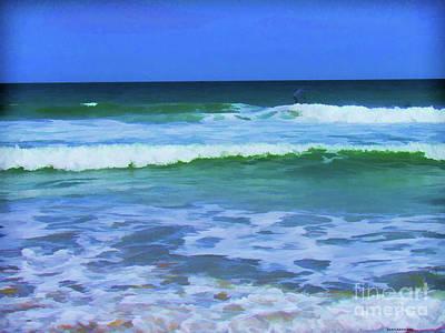 Photograph - Ocean Ocean by Roberta Byram