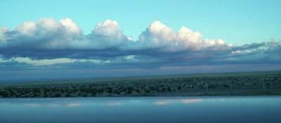 Photograph - Ocean Of Sky by Mozelle Beigel Martin