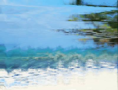 Photograph - Ocean Paradise by Suzanne L Kish