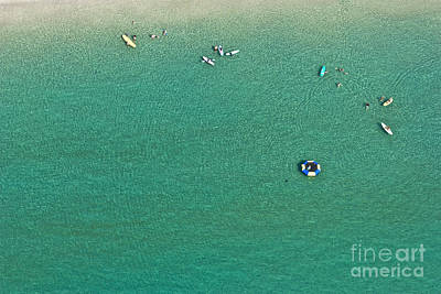 Water Play Photograph - Ocean Play by Patrick M Lynch