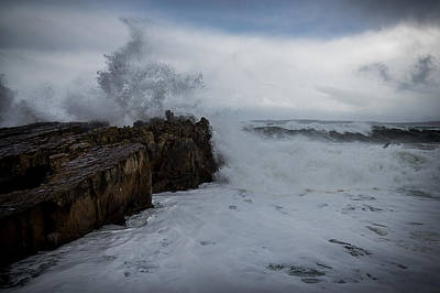 Photograph - Ocean Power by Alex Leonard